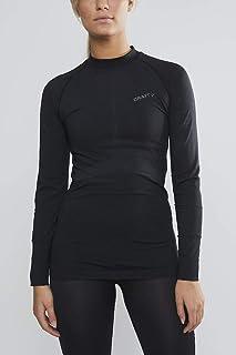 Craft Women's Active Intensity Long Sleeve Crew Neck Base Layer Shirt
