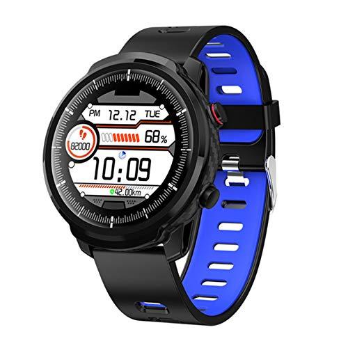 KMF S10 Pro Sport Smart Watch Men's Women's Care Rate Sleep Monitor SmartWatch Fitness Tracker Smart Relk para iOS Android,C