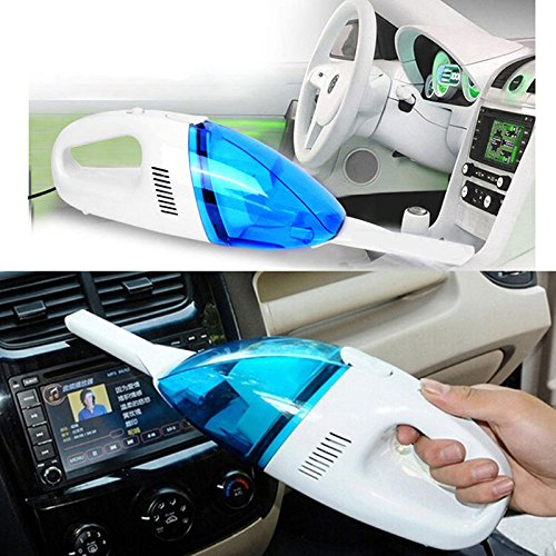 12V Mini Portable Car Vehicle Auto Recharge Wet Dry Handheld Vacuum Cleaner CRE