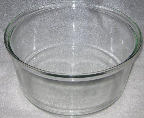 12l Ersatzschüssel für 3D Power Wave, Flavor Wave, JML Halogenoven, Halogenofen