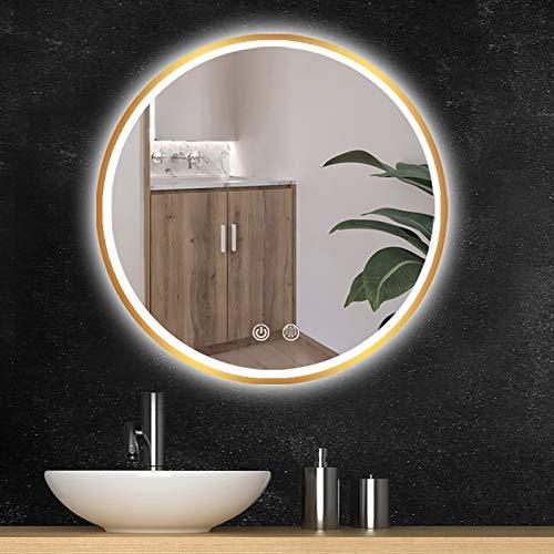Carb Badezimmerspiegel, Beleuchteter...