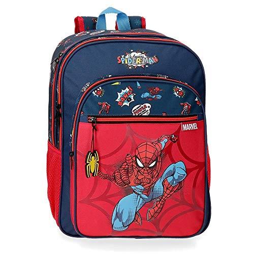 Marvel Spiderman Pop Moda per bambini, 30x40x13 cms, Multicolor