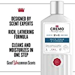 Cremo Barber Grade Blue Cedar & 2-in-1 Shampoo & Conditioner, 16 Oz (2-Pack) 4