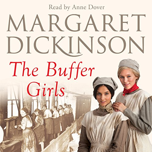 The Buffer Girls audiobook cover art