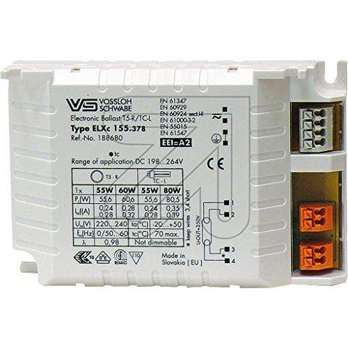 Elektron. Vorschaltgerät ELXc 155.378