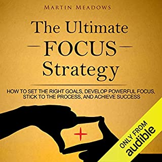 The Ultimate Focus Strategy Titelbild