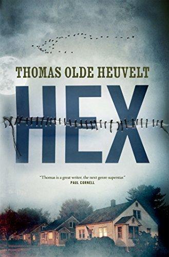 HEX by Thomas Olde Heuvelt(2016-04-26)