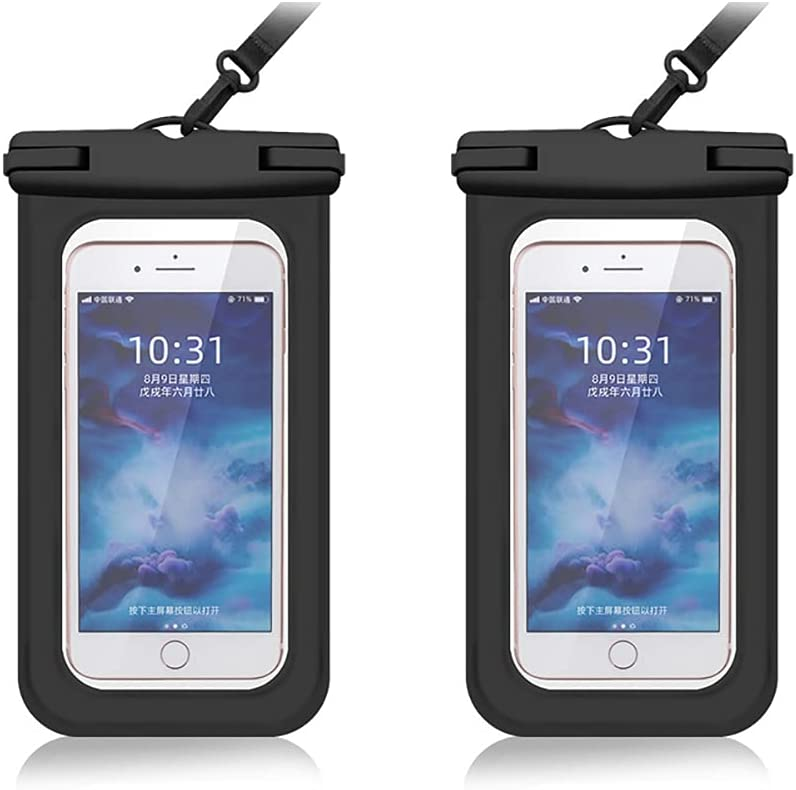 Universal Waterproof Pouch Cellphone Case up to 7.0