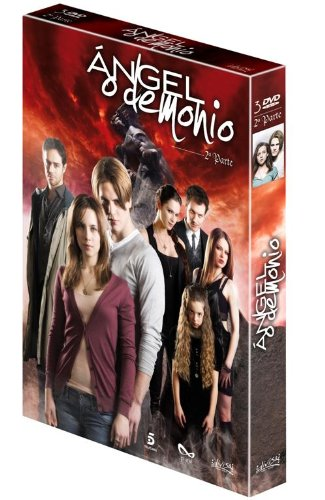 Angel o demonio (2ª Temporada) [DVD]