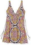 Luli Fama Women's Swimwear, -coral, MED
