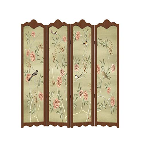 Buy Discount Even Advanced Customization Hand Made Wood Folding Screen,Balcony Privacy Protective Sc...