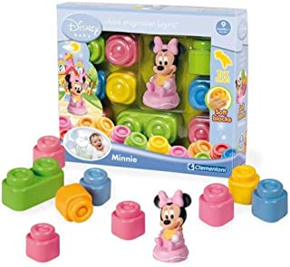Clementoni–14776–Educational Game Early Age–Minnie Mouse