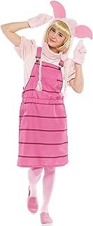 Disney Winnie the Pooh Costume - Casual Piglet Costume - Teen/Women's STD Size