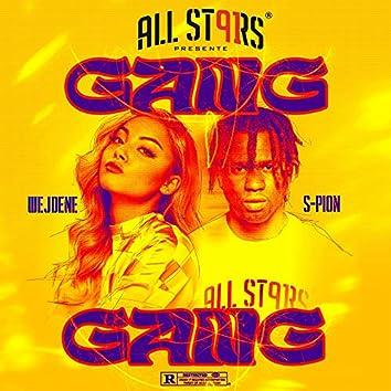 Gang-gang (feat. Wejdene)