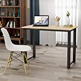 47' Writing Desk Table Workstation for Home & Office (Oak)