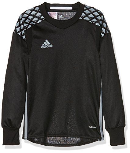 adidas Jungen Torwarttrikot Onore 16 Trikot, Black/Light Grey, 164