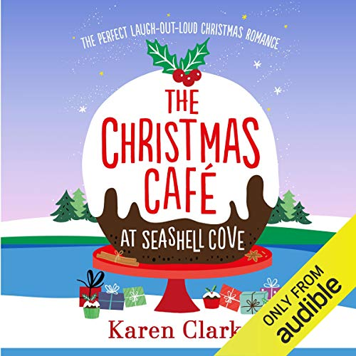 The Christmas Café at Seashell Cove cover art