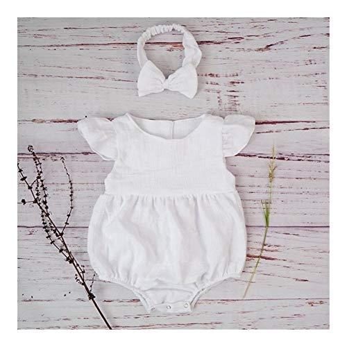 XYAN Otoño de la niña de Ropa de algodón de Manga Larga Romper bebé recién Nacido for Invierno Boutiques Ropa Playsuit Accesorios de Fotos Equipo Infantil