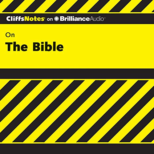 The Bible: CliffsNotes cover art
