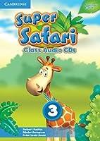 Super Safari, Level 3: Teacher's Dvd, American English Edition