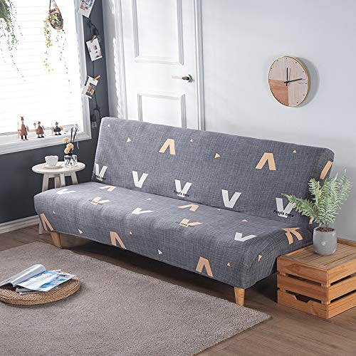 NOBCE Elastic Stretch Sofa Cover 1/2/3/4 Seater Sof Slipcover Couch Covers For Universal Sofas Livingroom Sectional L Shaped Slipcover 190-225CM