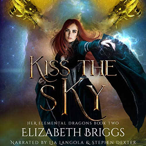 Kiss the Sky audiobook cover art