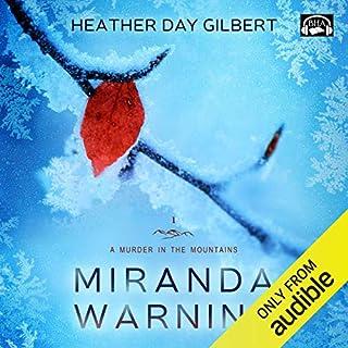 Miranda Warning audiobook cover art