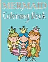 Mermaid Coloring Book: The Little Mermaid Coloring Book