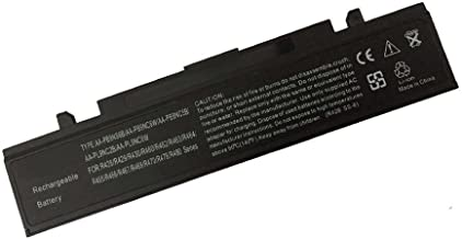 Tesurty New Replacement Battery for Samsung NP-R458 R468 R428 R430 R439 R429 R440 R466 R467 AA-PB9NS6B AA-PB9NC6B Series Laptop