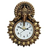 SIMPLE AND ELEGANT DESIGN for HOME, WALL DECOR PREMIUM MATERIAL :- These wall clock are made by export quality material,self made design wall clock is durable and made to with stand years of use. UNIQUE ELEGINT DESIGN :- These classic wall clock capt...