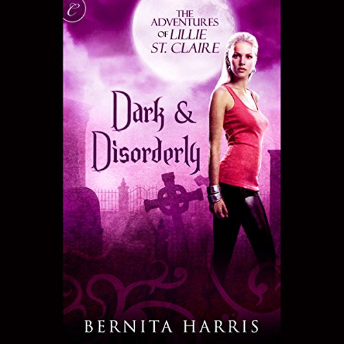 Dark and Disorderly audiobook cover art