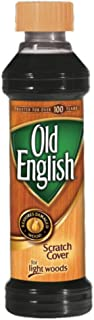Old English Light Wood Scratch Cover, 8 oz, Multicolor, 8 Ounce