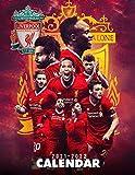 Liverpool Football Club: SPORT Calendar – 2021.2022 – 18 months – 8.5 x 11 inch High Quality – Resolution Images