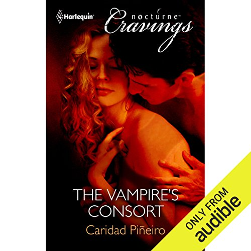 The Vampire's Consort                   By:                                                                                                                                 Caridad Piñeiro                               Narrated by:                                                                                                                                 Natasha Singh                      Length: 1 hr and 58 mins     99 ratings     Overall 3.7