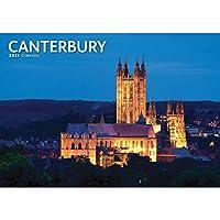 Canterbury A4 Calendar 2021