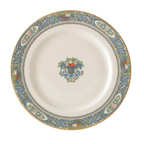 Lenox Autumn Dinner Plate, Ivory
