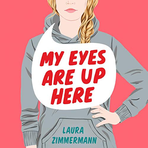 My Eyes Are Up Here cover art