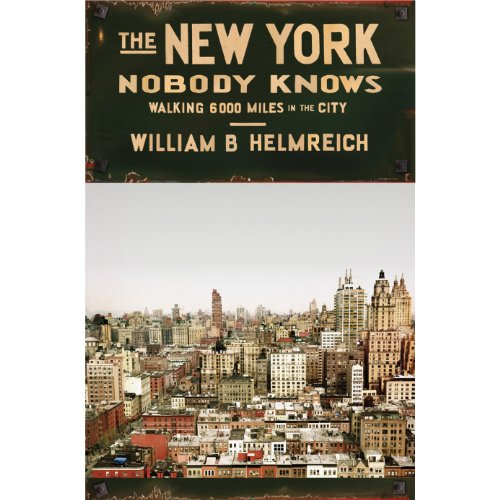 The New York Nobody Knows audiobook cover art