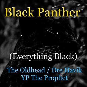 Black Panther (Everything Black)