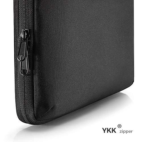 tomtoc Recycelt Laptop Hülle Aktentasche für Acer Aspire E 15, 15,6 ASUS ROG Zephyrus, HP Pavilion 15, 2020 Neu Dell XPS 17, Wasserdicht Notebook Business Tasche für Asus Dell Samsung Ultrabook