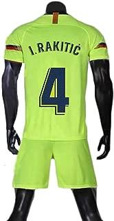 ZAIYI-Jersey Soccer T-Shirt-Ivan Rakitić-4 -for Football Sports Fan Team Jersey T-Shirt Men's and Women's T-Shirts Fans