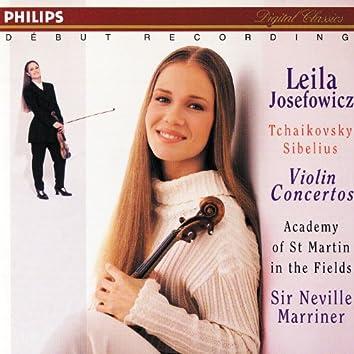 Tchaikovsky/Sibelius: Violin Concertos