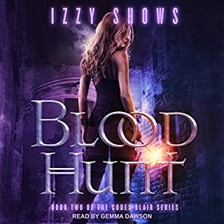 Blood Hunt     Codex Blair, Book 2              By:                                                                                                                                 Izzy Shows                               Narrated by:                                                                                                                                 Gemma Dawson                      Length: 9 hrs and 18 mins     47 ratings     Overall 4.2