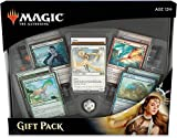 Magic: The Gathering Gift Pack 2018   4 Booster Packs   5 Rare Creature Cards   5 Foil Land Cards
