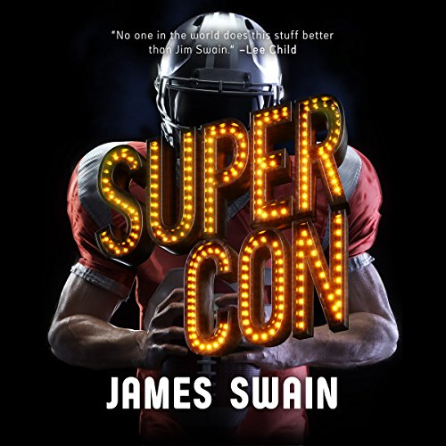 Super Con audiobook cover art