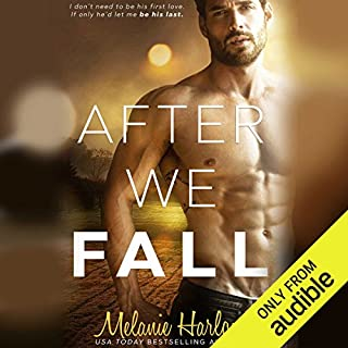 After We Fall                   By:                                                                                                                                 Melanie Harlow                               Narrated by:                                                                                                                                 Rob Howard,                                                                                        Renee Givens                      Length: 7 hrs and 37 mins     1,144 ratings     Overall 4.5