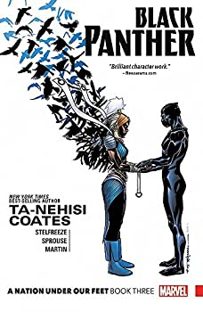 Black Panther  A Nation Under Our Feet Book 3
