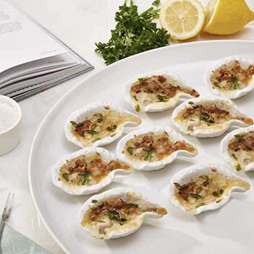 Two's Company The World is Your Oyster Baking Dishes Set of 12