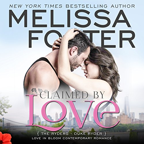 Claimed by Love audiobook cover art