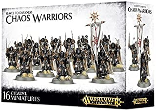 Games Workshop 99120201047 Chaos Warriors Tabletop and Miniature